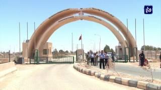 تنسيق أردني عراقي عسكري لفتح منفذ طريبيل للتجارة الدولية - (19-7-2017)