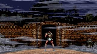Super Castlevania IV (SNES) Playthrough - NintendoComplete