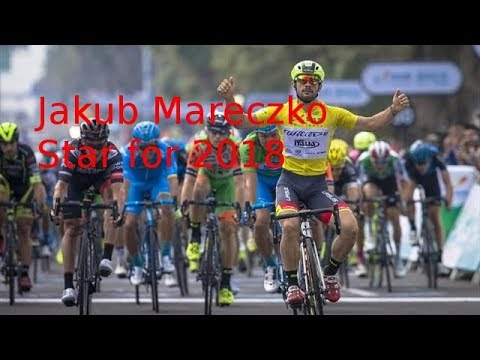 Jakub Mareczko - Star for 2018