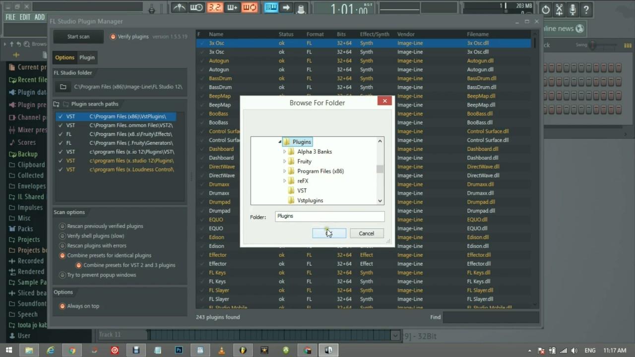 how to download vst plugins for fl studio 12