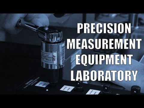 Precision Measurement Equipment Laboratory