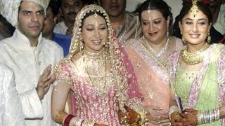 Karishma Kapoor wedding video full | Karishma Kapoor Marriage Video | Bollywood Wedding thumbnail