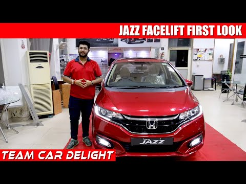 2020 Honda Jazz - All Changes, New Features, On Road Price, Review   Jazz Facelift 2020