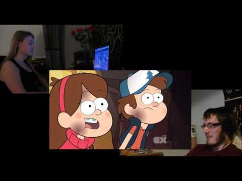 Gravity Falls Reaction Series Season 2 Episode 20 Part 2