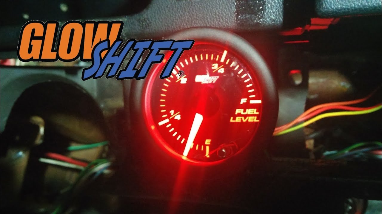 maxresdefault glowshift� fuel gauge installation (for fuel cell) youtube glowshift air fuel ratio gauge wiring diagram at gsmportal.co