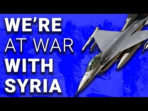 By the Way, Are We At War With Syria?