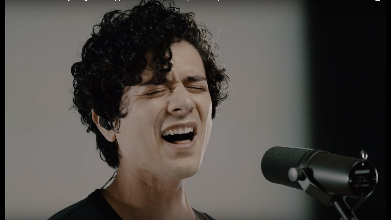 Jesus Culture - Anything Can Happen ft. Chris Quilala (Acoustic)