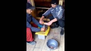 Прикол... Makitta со стройки помогает Вам на кухне!Универсальный инструмент!(Бытовая техника Makitta,прикол., 2014-10-04T06:23:23.000Z)