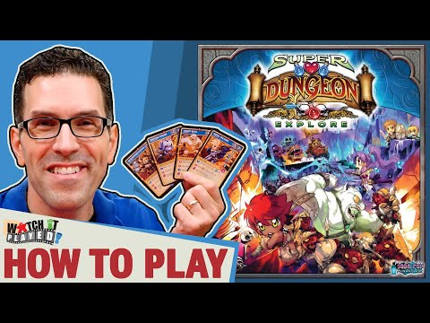 Super Dungeon Explore - How To Play
