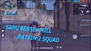 Mabar Squad NESC #11 CLEAR MILL!