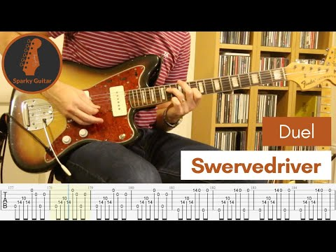 Duel   Swervedriver   Learn to Play Guitar cover amp Tab