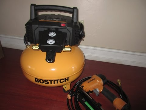 review:-bostitch-portable-pancake-compressor-6gal-150psi