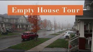 Empty House Tour | RealLeyla Vlog
