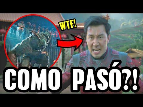 Abominación increíble en Shang Chi, trailer explicado, análisis, reacción
