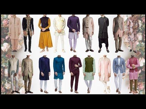Indowestern dresses for men/Kurta Pajama/Sherwani Design/Kurta design/Partywear dresses for men-FSHC
