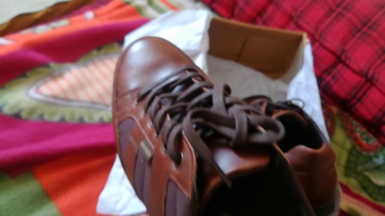 Red Tape Brown Men Sneakers