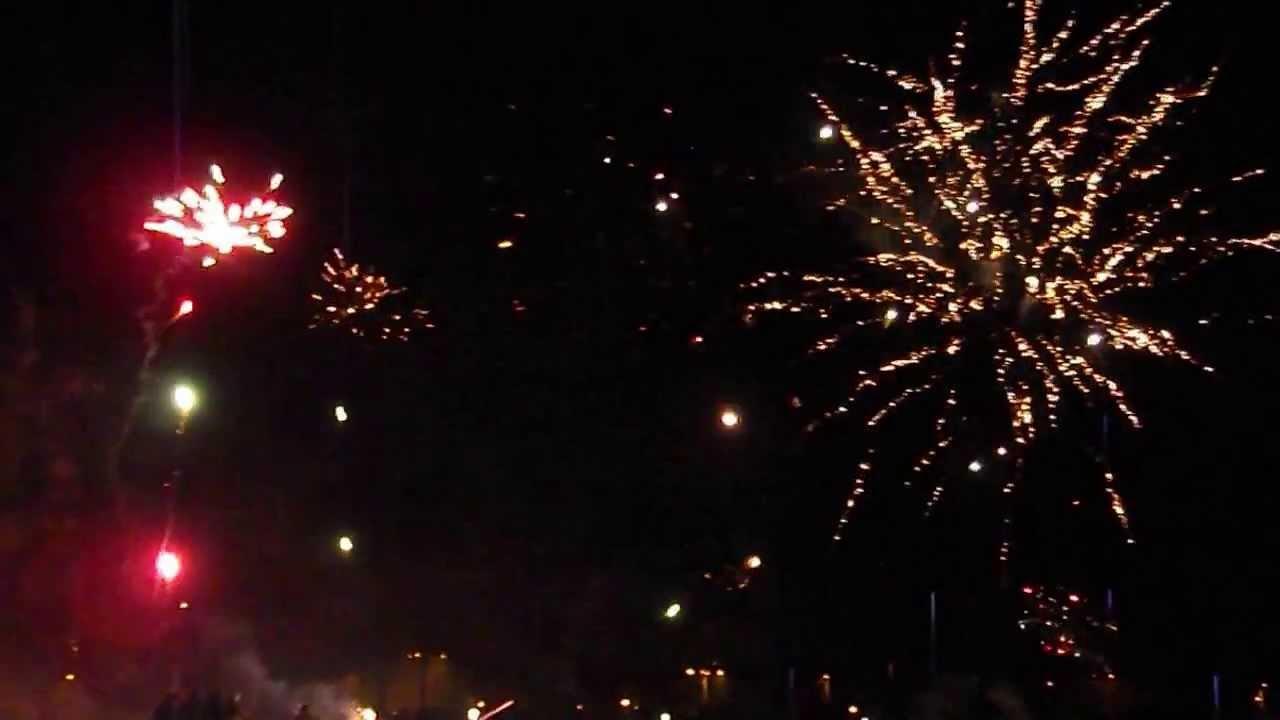 Leipzig Feuerwerk