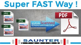 [1.87 MB] Multiple Scanned Documents into Single PDF