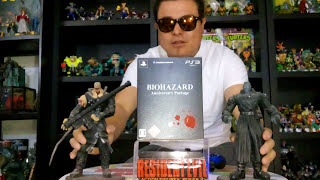 Biohazard Anniversary package Resident Evil Unbo