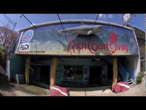 Scuba Dive Costa Rica with Rich Coast Diving