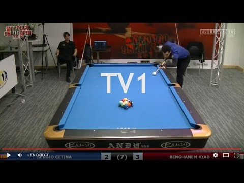Morocco 9 ball open 2017