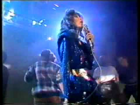La Toya Jackson - Night Time Lover (Live) - 1980