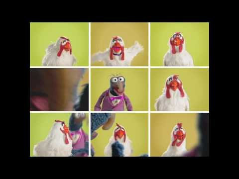Classical Chicken | Muppet Music Video | The Muppets