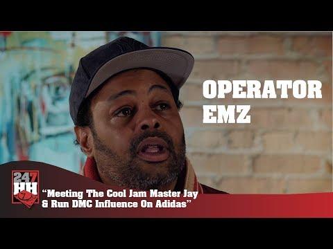 Operator EMZ - Meeting The Cool Jam Master Jay & Run DMC Influence On Adidas (247HH Exclusive)