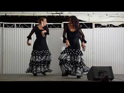 Baile Flamenco Fiestas Zaidin Granada Academia Sofia