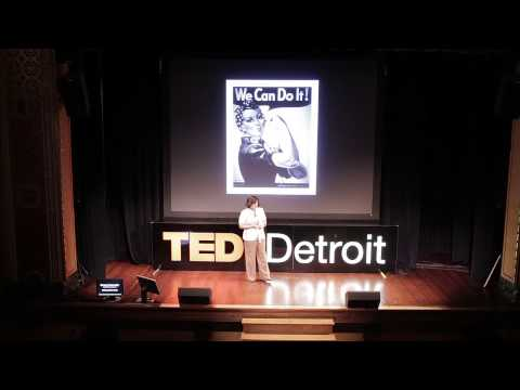 Global Trends and Futuring: Sheryl Connelly at TEDxDetroit 2012