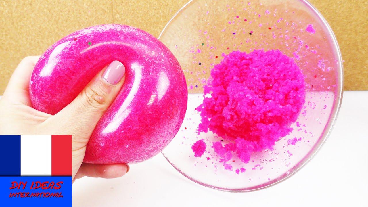 Très Balle anti-stress Glibbi | De la matière visqueuse pour le bain  IQ44