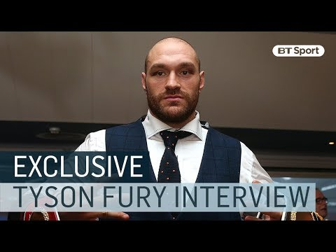 Joshua, Wilder, comeback and more | Exclusive Tyson Fury interview
