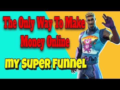 How To Make Money Online In 2020 🚦My Super Funnel Review🚦