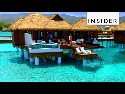 Overwater Cabanas Take Over the Caribbean