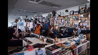 Ensemble Signal Plays Jonny Greenwood: NPR Music Tiny Desk Concert