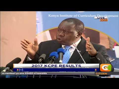 Our second best candidate came from a public school- Matiangi