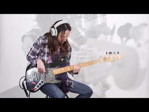 Marco Fiormonti - Funky Pop bass solo with '78 Fender Jazz
