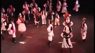 "Podravski svati | Hrvatski Folklorni Ansambl - Croatian Folklore Ensemble ""Croatoan"""