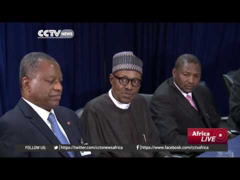Nigeria and U.S. Presidents vow to end Boko Haram insurgency
