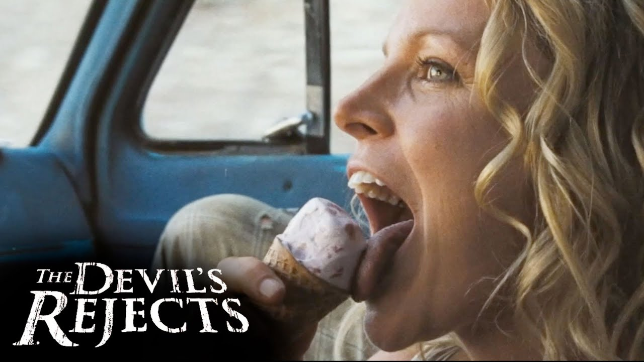 """The Devil's Rejects (2005) Official Clip """"Ice Cream"""" - Sid Haig, Sheri Moon Zombie"""