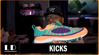 Nike Air Max 98 Cone Sneaker Review! Is this a Dad Sneaker Or Nah?