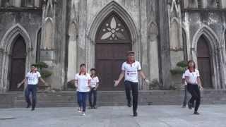 Vũ Điệu: Hành Khúc Giới Trẻ Miền Bắc - Missio Hoàng & Các bạn nhóm Giới Trẻ Miền Bắc