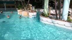 Nokian Eden kylpylän uima-allasosasto