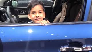 Zaid goes to Chicago Auto Show 2019
