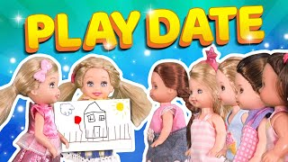 Barbie - Preschool Play Date | Ep.99