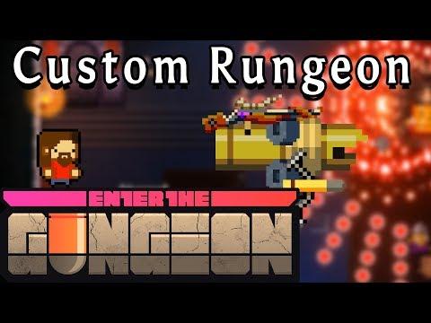 Enter the Gungeon | Duct Tape One-Shot | Custom Rungeon