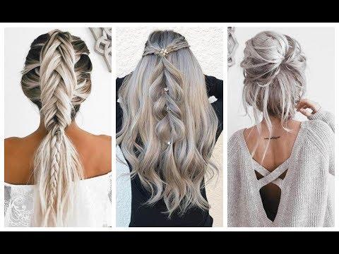 Nuevos Peinados De Moda 2019 | TUMBLR Hairstyles 2019