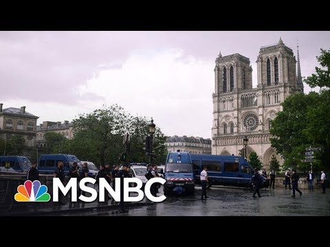 Paris Police: Man Shot Who Attempted To Attack Officer | MSNBC