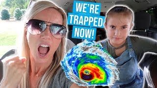 Trapped in Our House by Hurricane Florence!