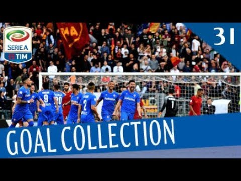 Goal collection - giornata 31 - serie a tim 2017/18